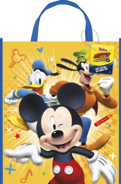 Disney Mickey Mouse Roadster Tote Bag